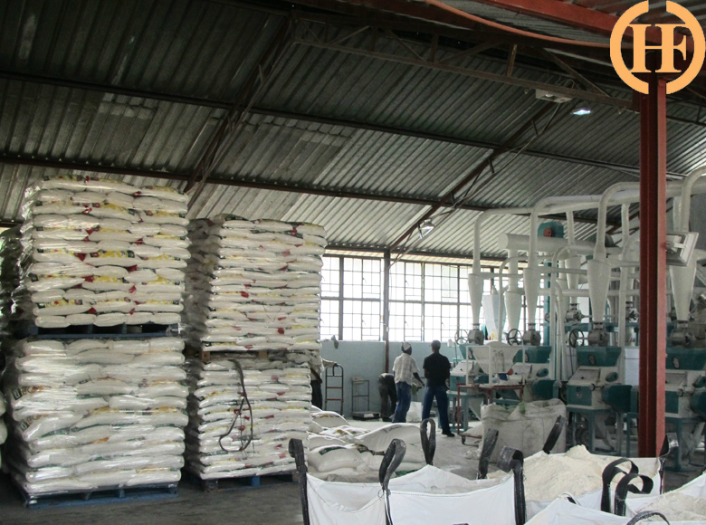Uganda 30TPD Maize Mill