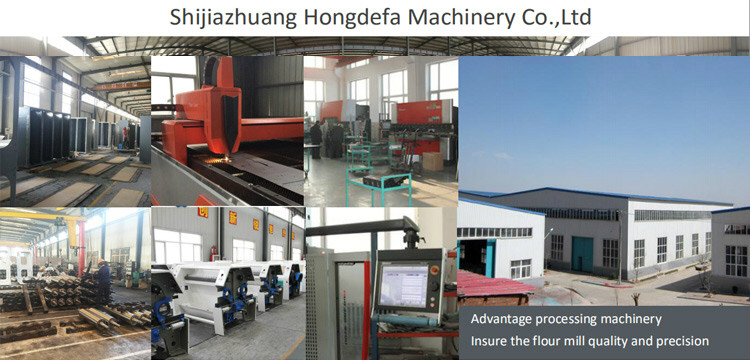 factory for flour mill project